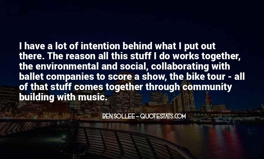 Ben Sollee Quotes #1395451