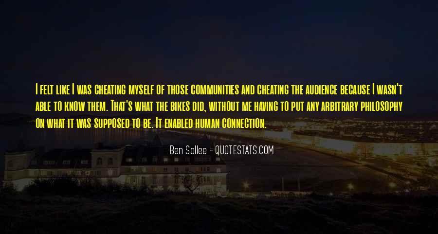 Ben Sollee Quotes #1447860