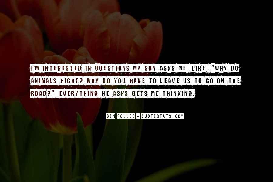 Ben Sollee Quotes #93321