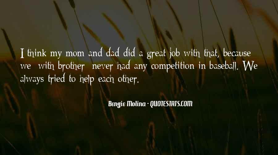 Bengie Molina Quotes #61202