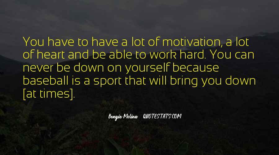 Bengie Molina Quotes #87131