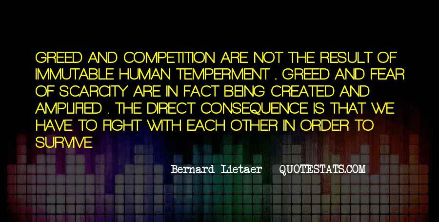 Bernard Lietaer Quotes #1842423
