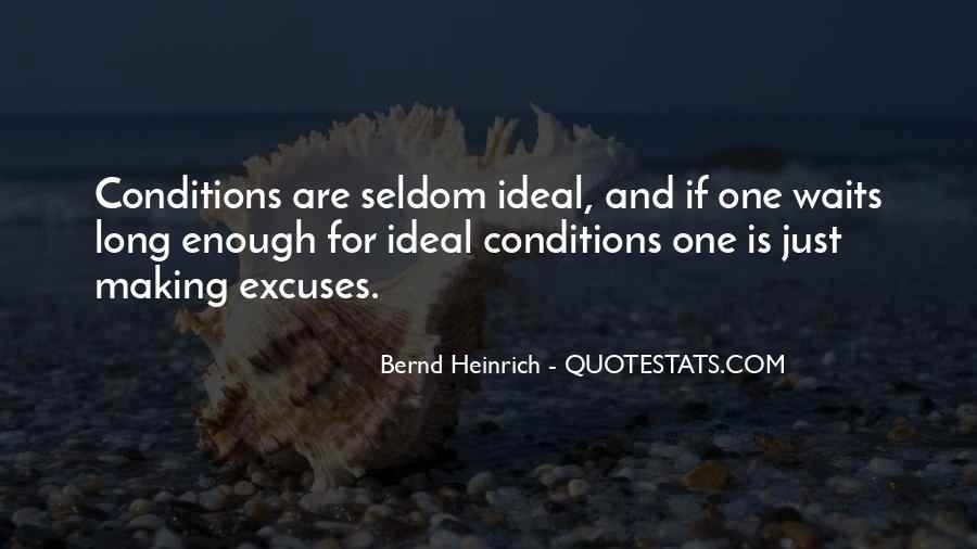 Bernd Heinrich Quotes #273865