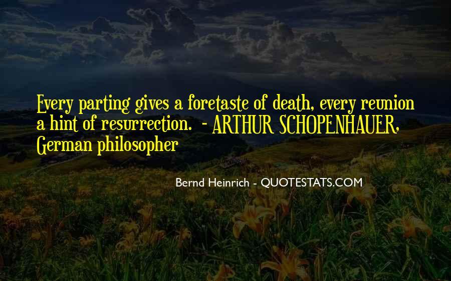 Bernd Heinrich Quotes #496976