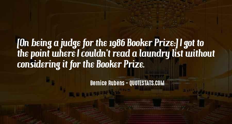 Bernice Rubens Quotes #71879