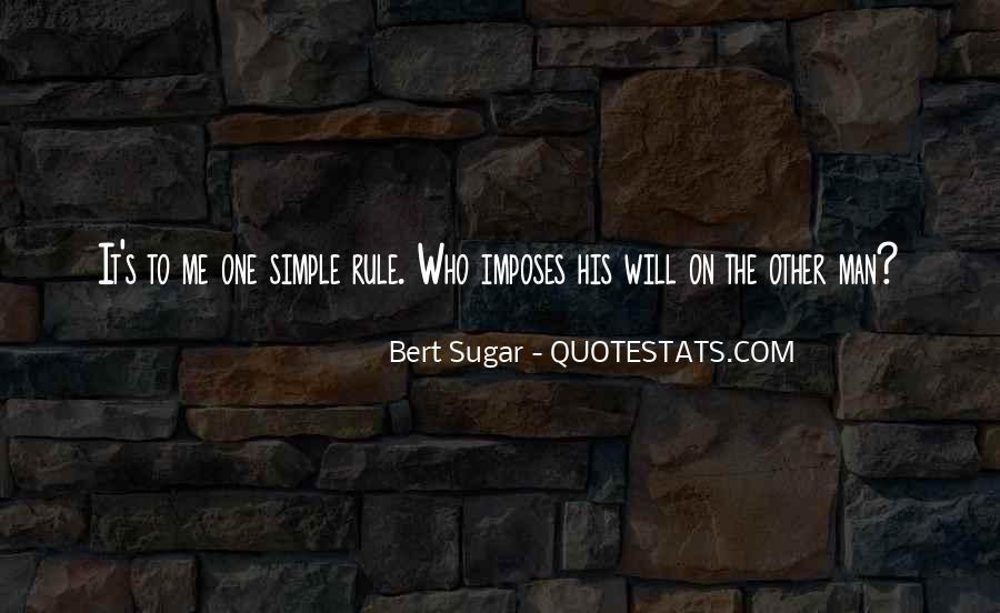 Bert Sugar Quotes #746009