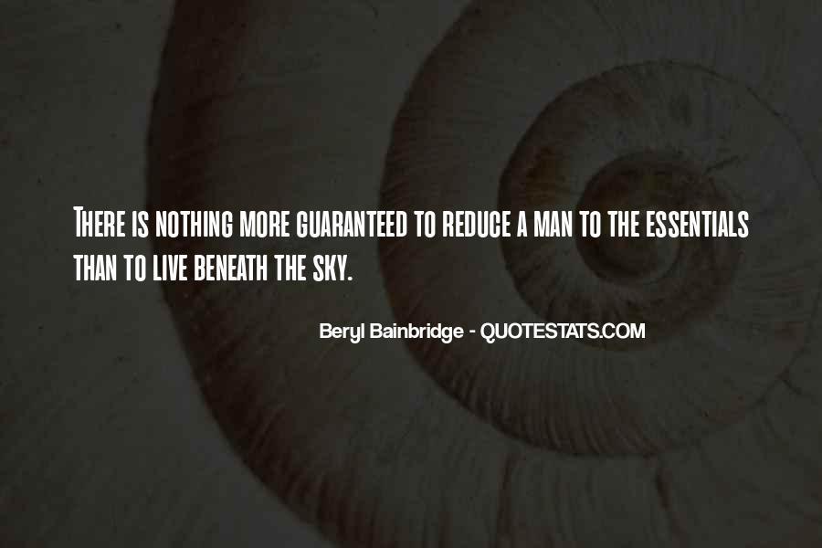 Beryl Bainbridge Quotes #1462065