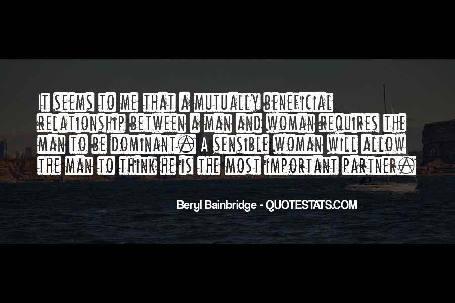 Beryl Bainbridge Quotes #1822601