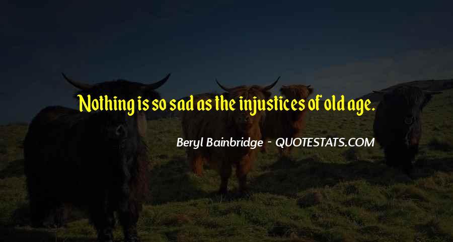 Beryl Bainbridge Quotes #1868106
