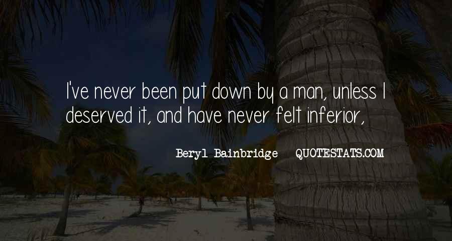 Beryl Bainbridge Quotes #32365