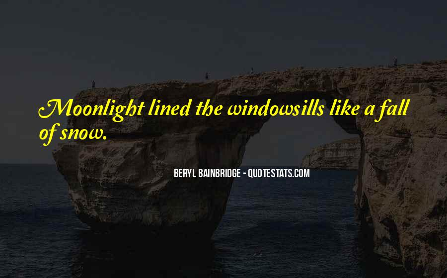 Beryl Bainbridge Quotes #334708