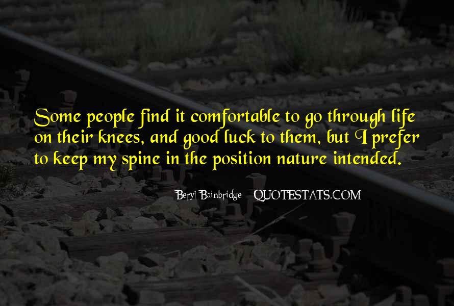Beryl Bainbridge Quotes #677930