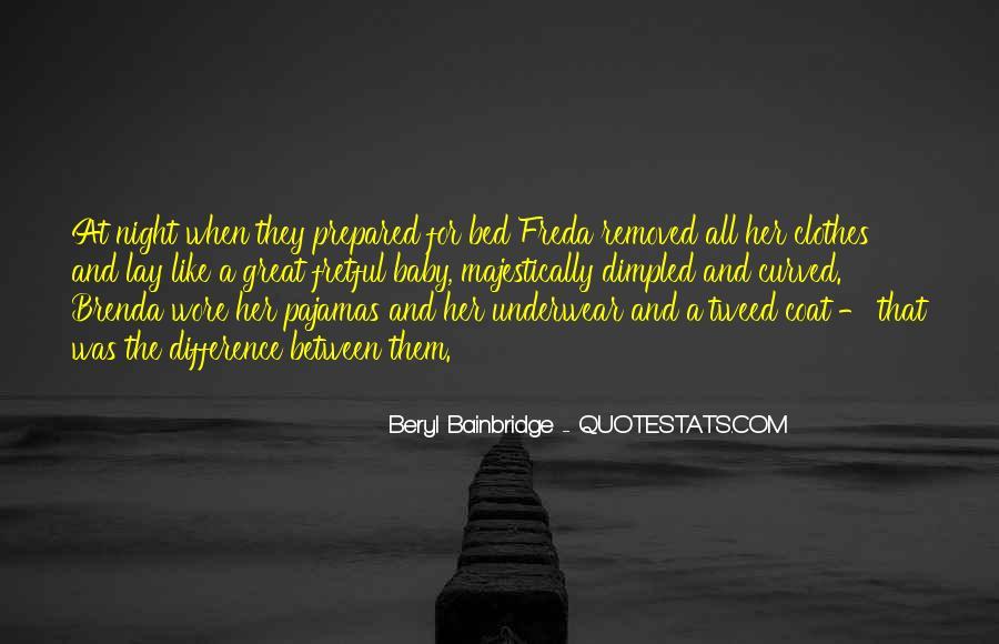Beryl Bainbridge Quotes #79158