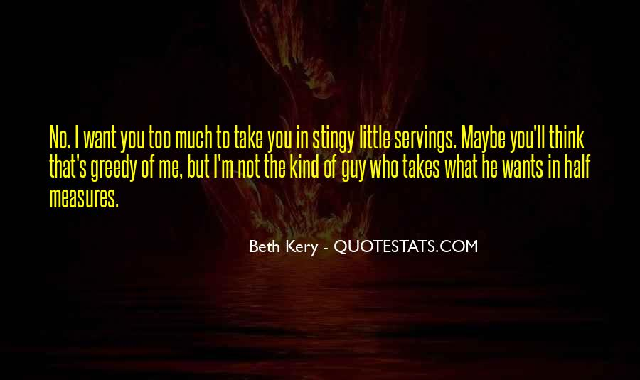 Beth Kery Quotes #714033