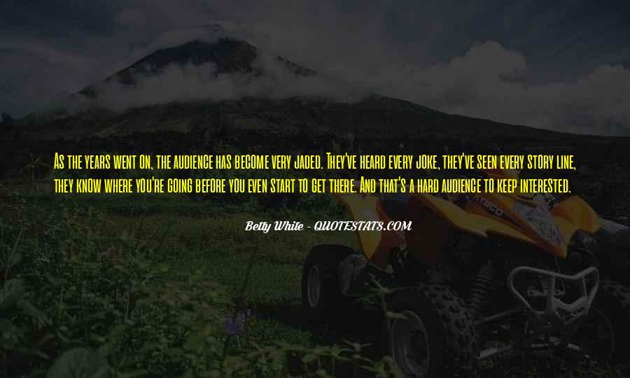 Betty Liu Quotes #116776