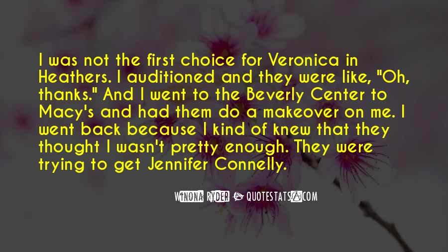 Beverly D'angelo Quotes #51862