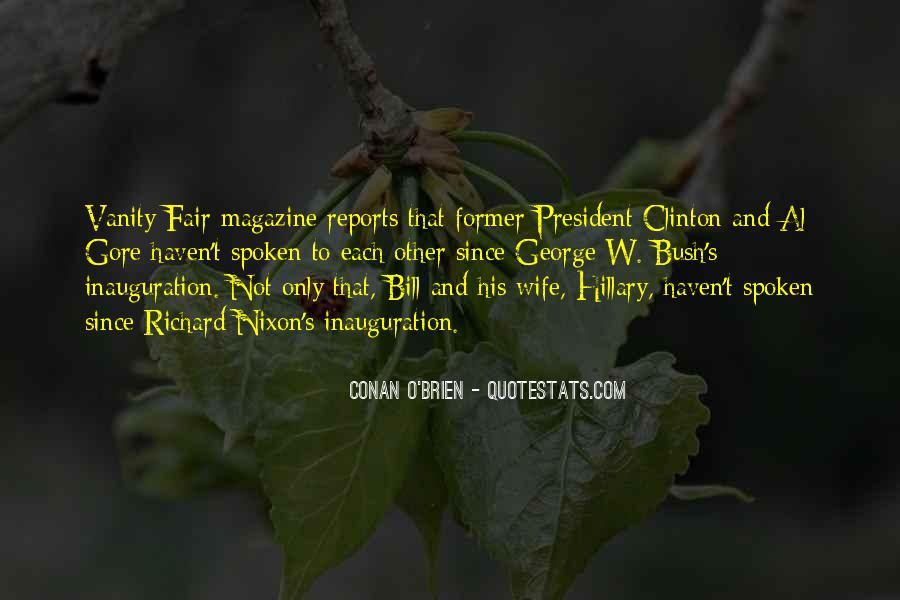 Bill O'brien Quotes #156249