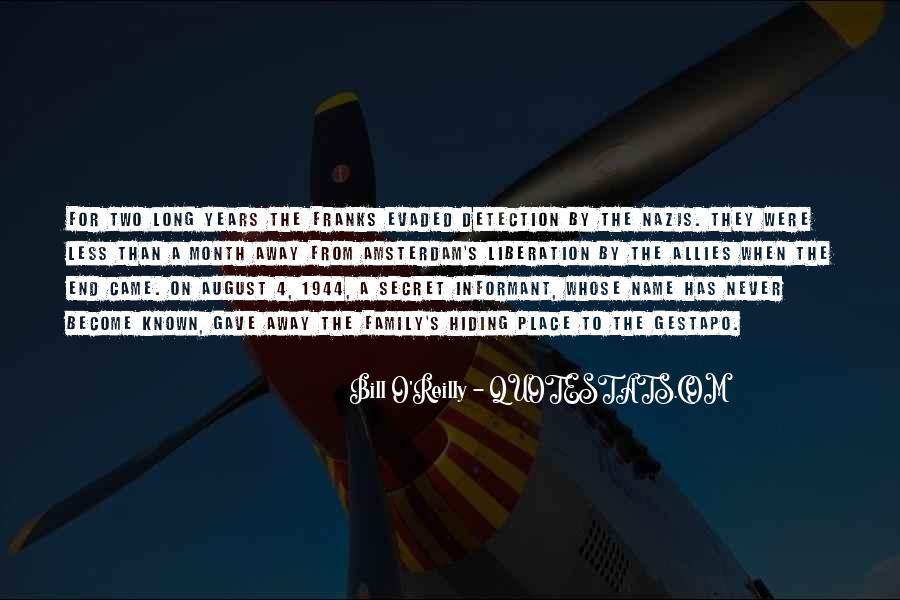 Bill O'brien Quotes #227344
