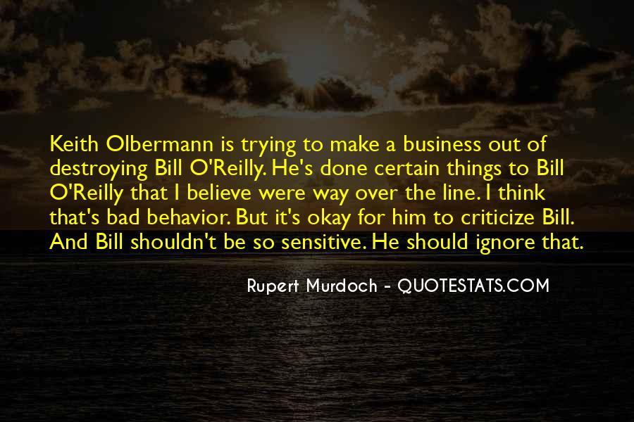 Bill O'brien Quotes #329983
