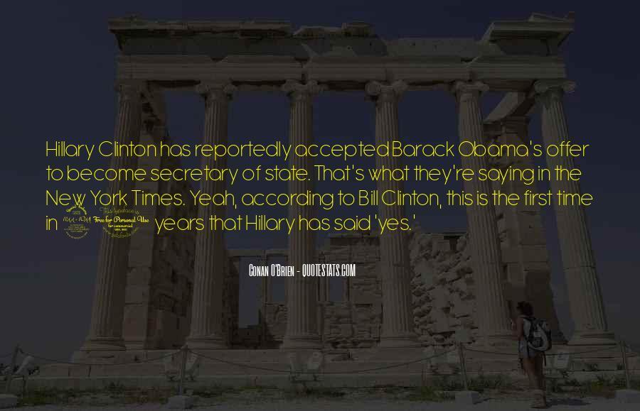 Bill O'brien Quotes #419625