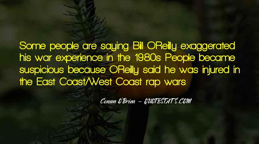 Bill O'brien Quotes #435795