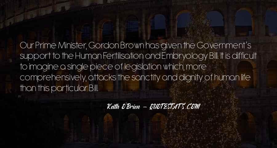 Bill O'brien Quotes #986014