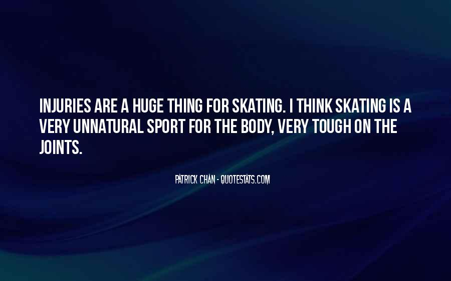 Quotes About Sport Injuries #856583