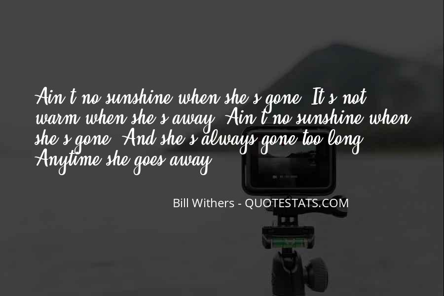 Bill Withers Quotes #1068729