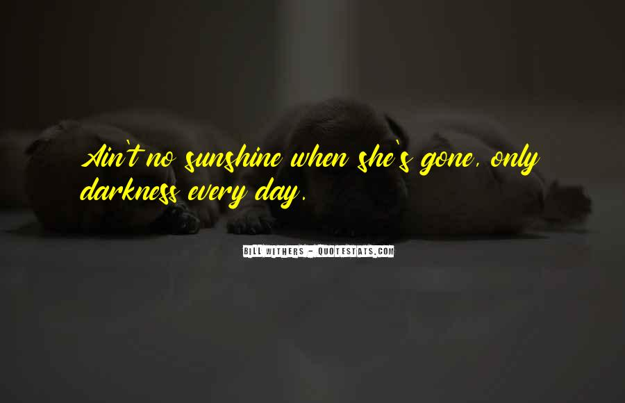 Bill Withers Quotes #1147536