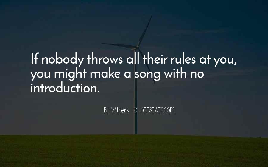 Bill Withers Quotes #1607693