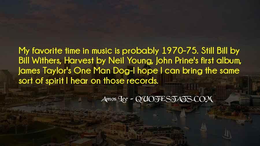 Bill Withers Quotes #580134