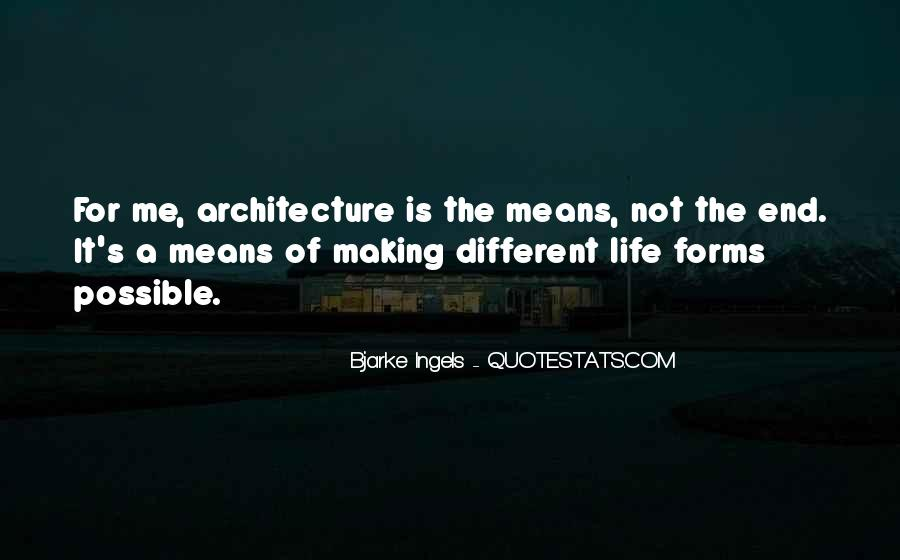 Bjarke Ingels Quotes #1540760