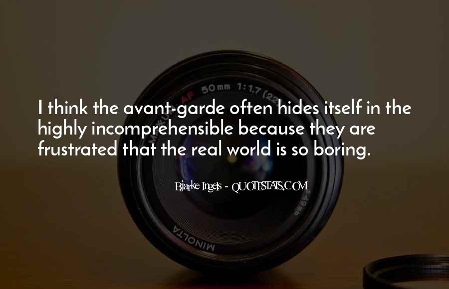 Bjarke Ingels Quotes #1573814