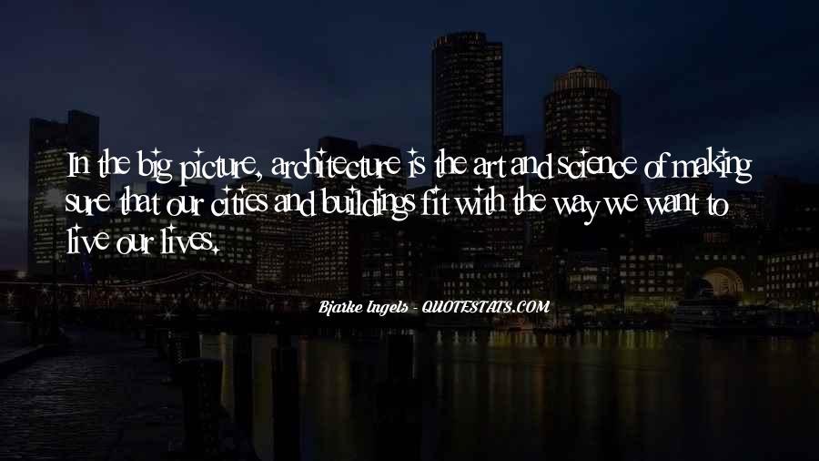 Bjarke Ingels Quotes #495258