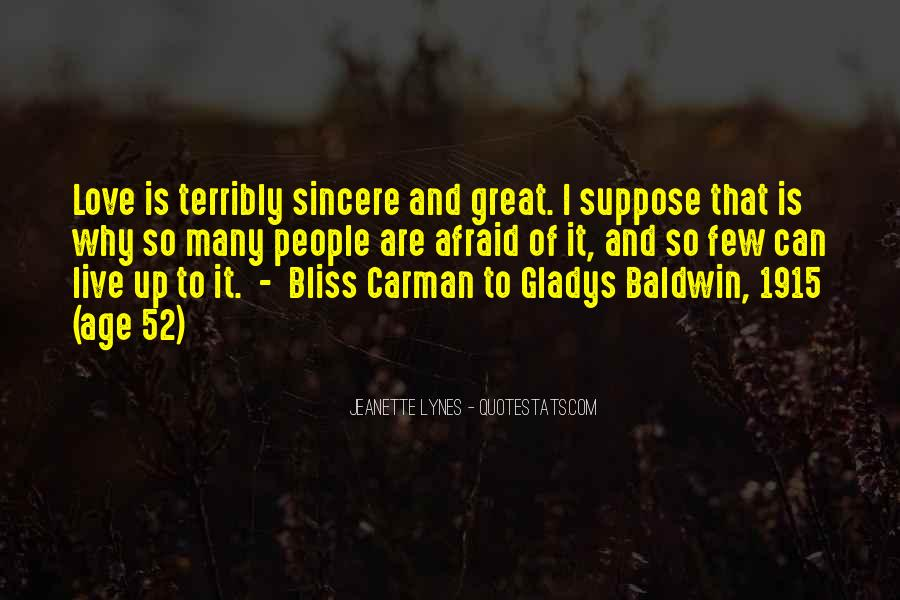 Bliss Carman Quotes #1165652