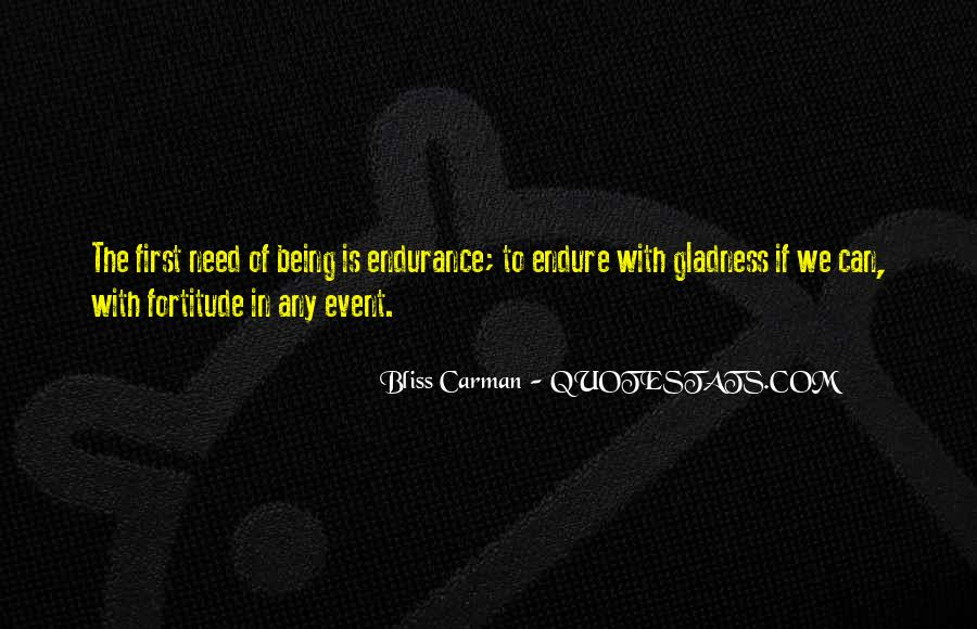 Bliss Carman Quotes #339920