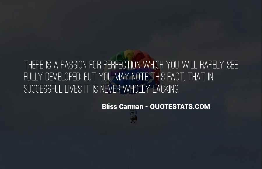 Bliss Carman Quotes #800193