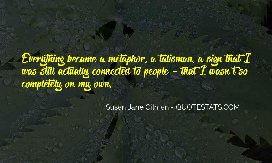 Quotes About Talisman #1736807