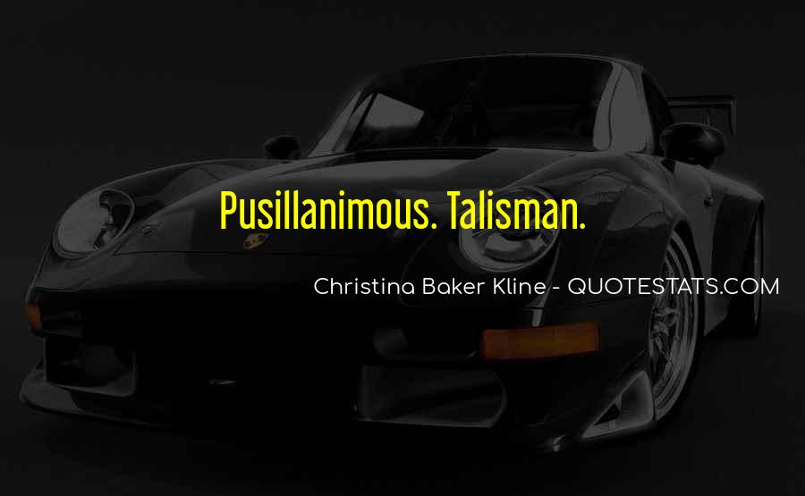 Quotes About Talisman #1737891