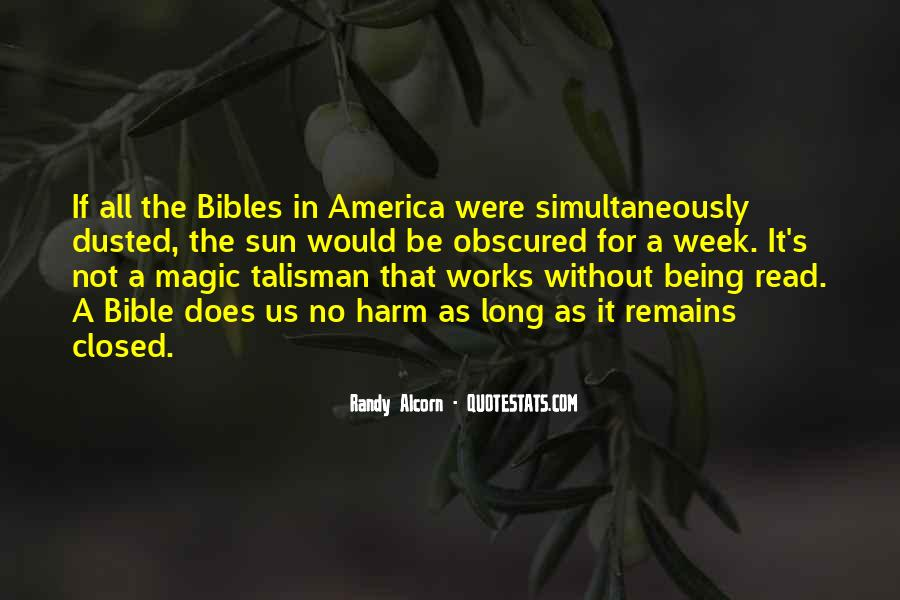 Quotes About Talisman #606795
