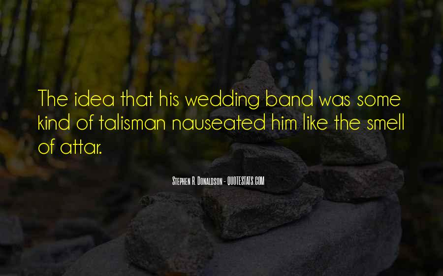 Quotes About Talisman #630775
