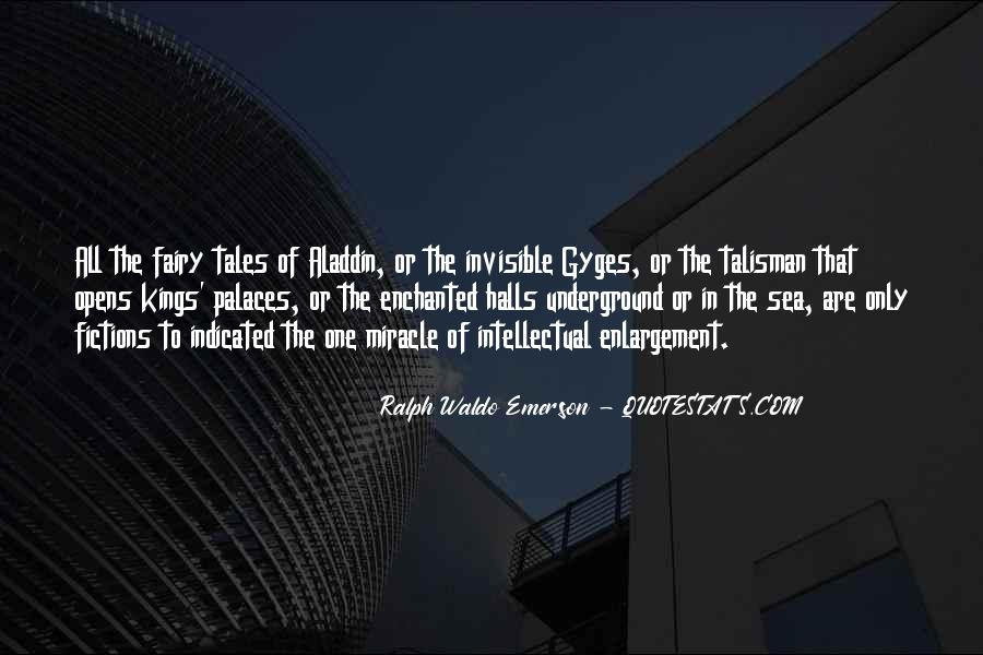 Quotes About Talisman #803970
