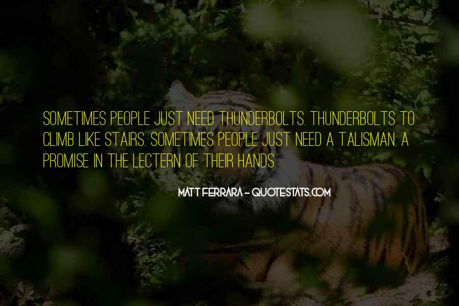 Quotes About Talisman #867213