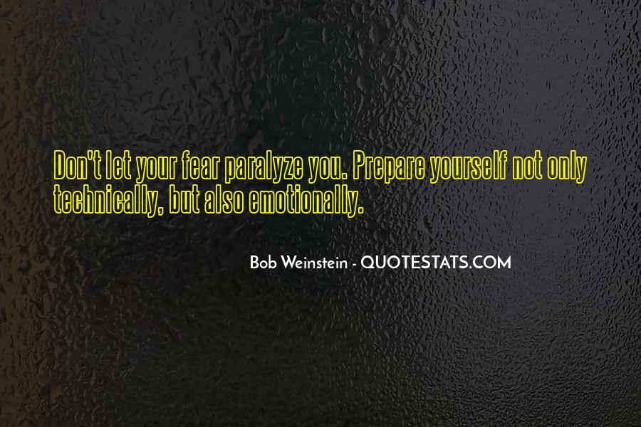 Bob Weinstein Quotes #1197320