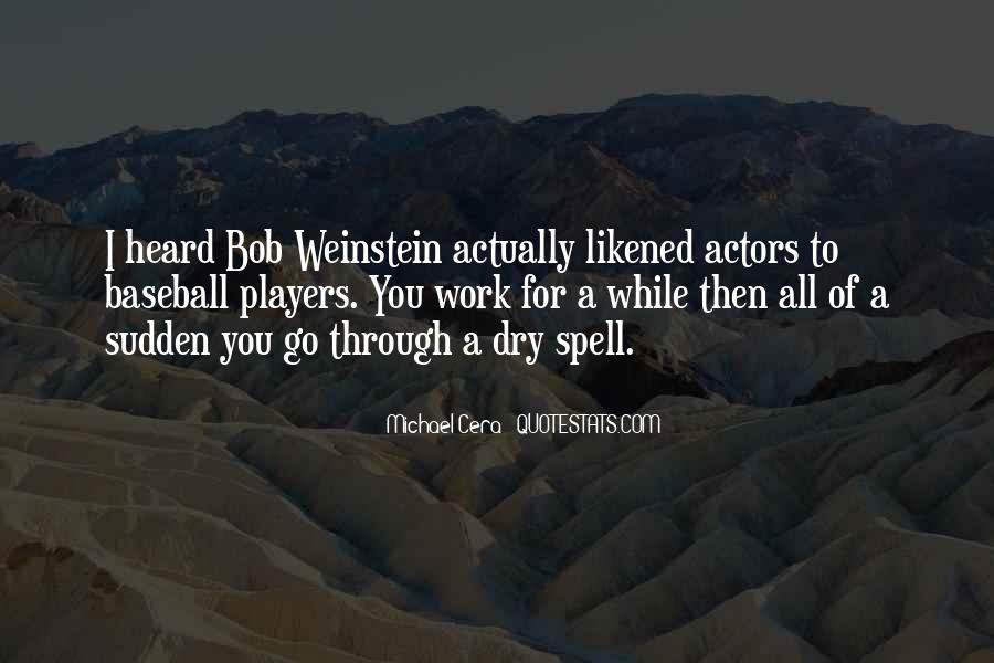 Bob Weinstein Quotes #575027