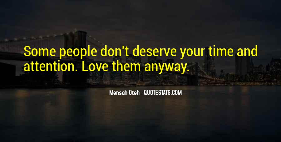 Quotes About Love Anyway #510996