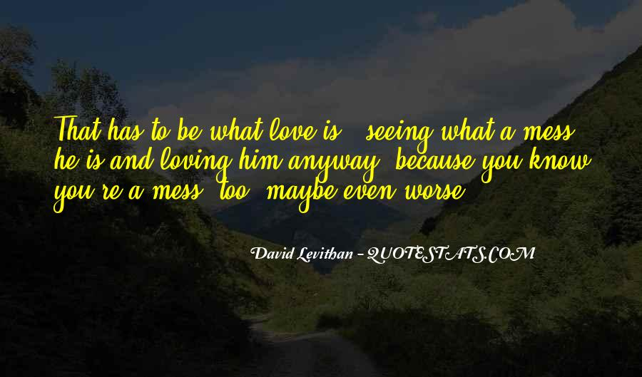 Quotes About Love Anyway #643962