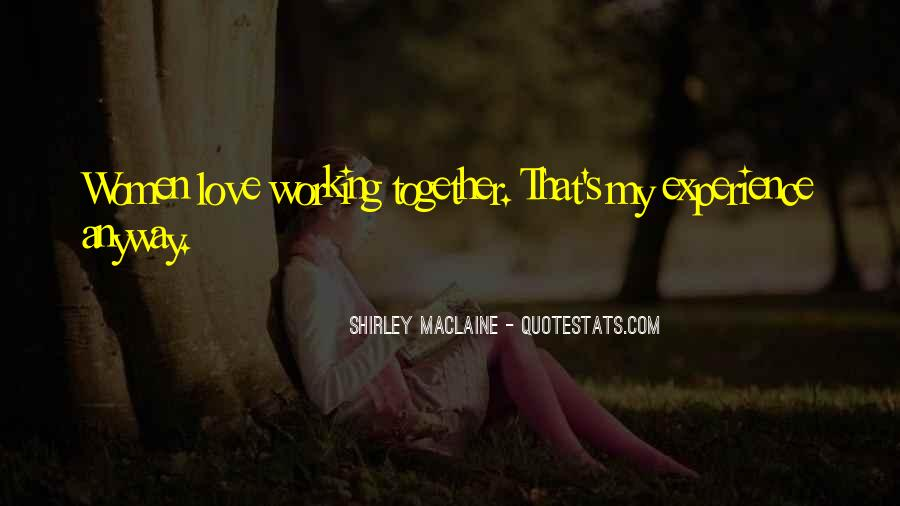Quotes About Love Anyway #78780
