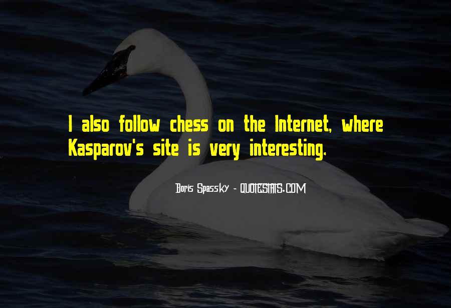 Boris Spassky Quotes #1528869