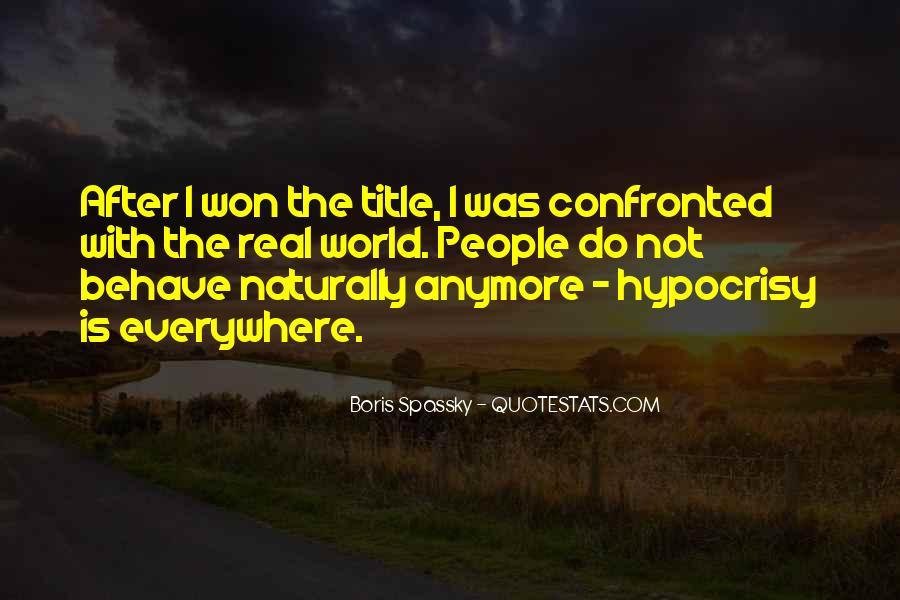 Boris Spassky Quotes #1711427